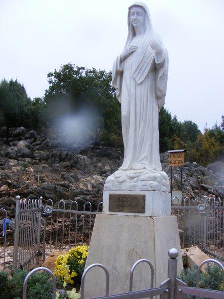 Madonna at Medugorje
